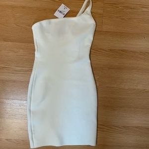 NWT One Shoulder Forever 21 Dress